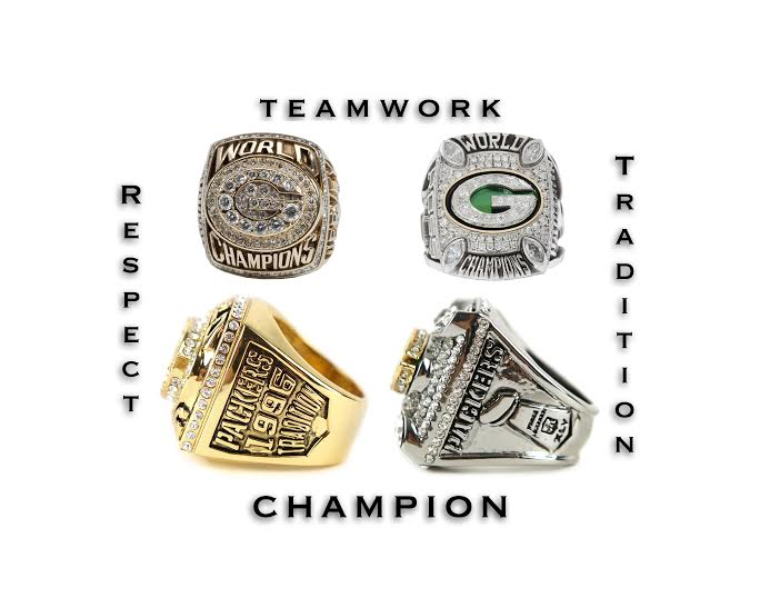packers super bowl rings