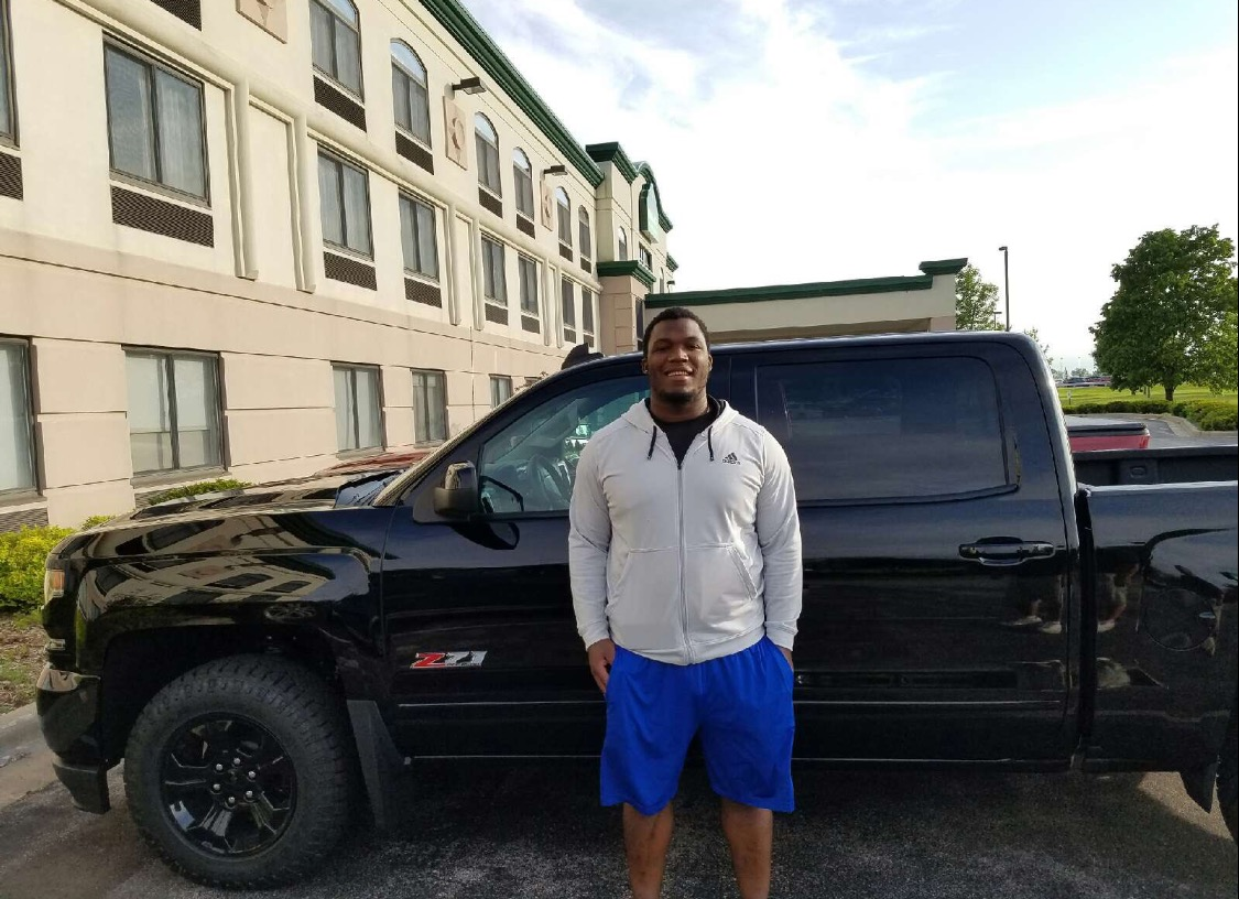Homan Auto Waupun >> Packers Rookie Kenny Clark Partners with Mayfield Sports & Homan Auto | Mayfield Sports Marketing