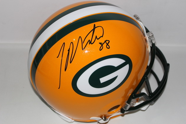 ty packers 88 autograph