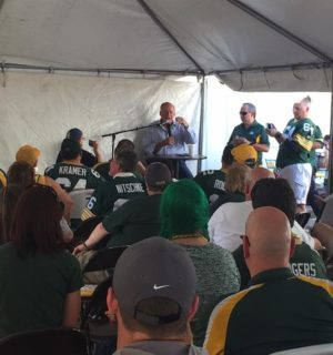 packers legends meeting