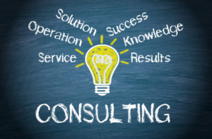 consulting concept graphic