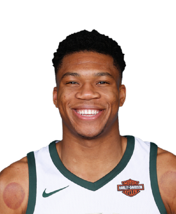 Giannis Antetokounmpo - Milwaukee Bucks