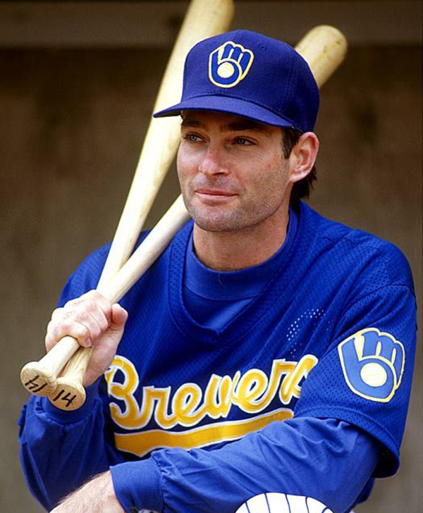 Paul Molitor - Milwaukee Brewers
