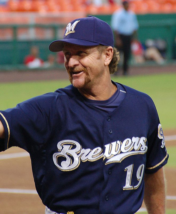 Robin Yount - Milwaukee Brewers