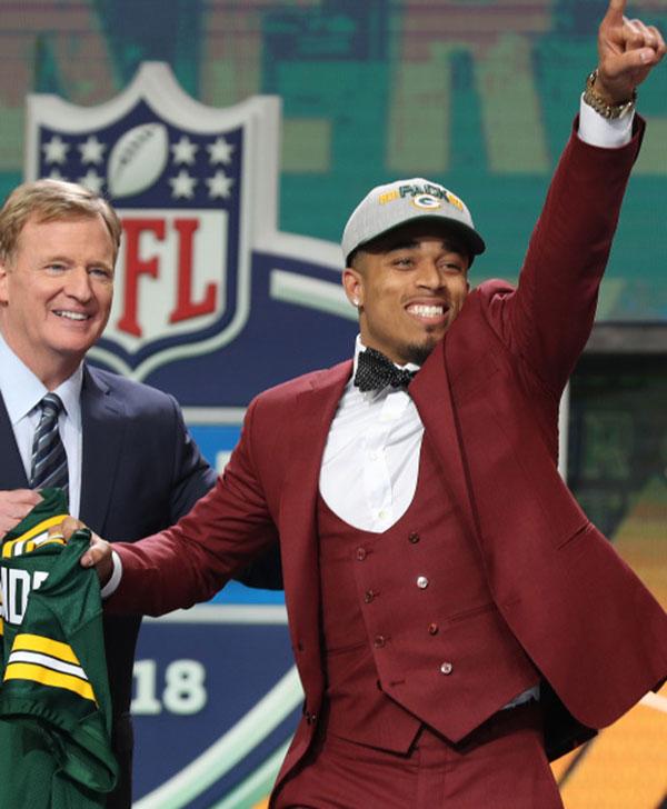 Jaire Alexander - Green Bay Packers
