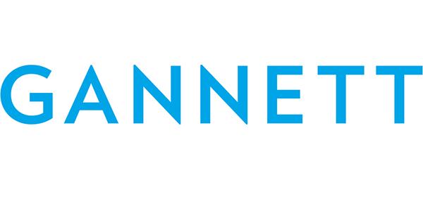 blue gannett logo