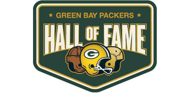 packers hall of fame logo