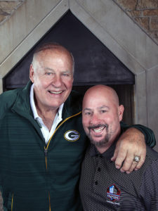 HOF Jerry Kramer Mark Mayfield