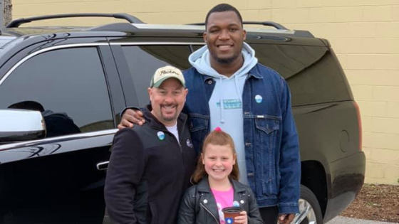 Mayfield Sports and Kenny Clark