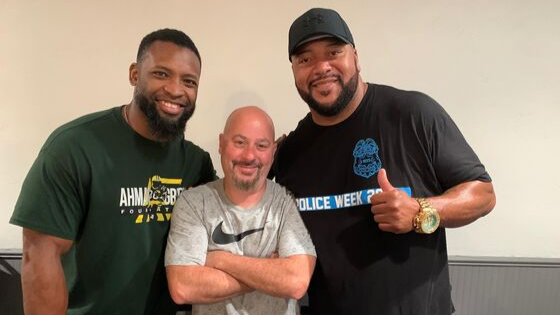 Ahman Green, Gilbert Brown, Mayfield Sports Marketing