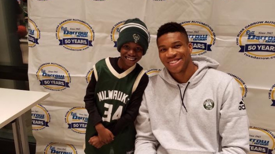 2020 NBA Season with Giannis Antetokounmpo