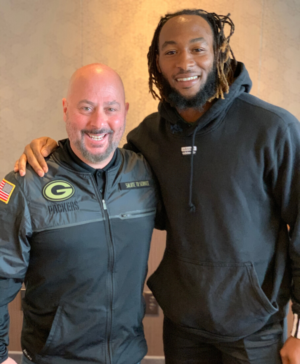 Packers Aaron Jones