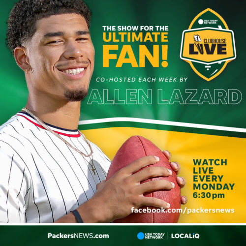 Packers Allen Lazard To Host Clubhouse Live Mayfield Sports Marketing